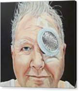John's Eye Surgery Canvas Print