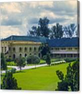 Johor Bahru Grand Palace Canvas Print