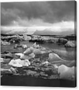 Jokulsarlon Glacier Lagoon Iceland 2041 Canvas Print