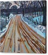 Jonas Street Canvas Print
