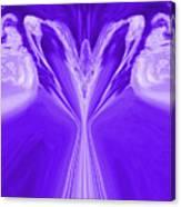 Josea - Purple Canvas Print
