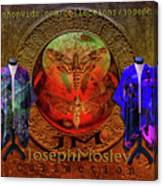 Joseph Mosley Collection Canvas Print