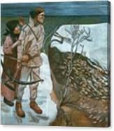Joukahainen's Revenge Canvas Print