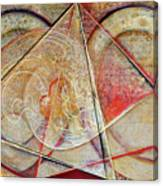 Journey Of The Emeralda Canvas Print