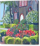 Joy At The Church Of The Cross Canvas Print
