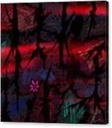 Joy In Tears Canvas Print