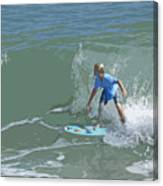 Joy Of Surfing - Four Canvas Print