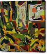 Joyful Renovation  Canvas Print