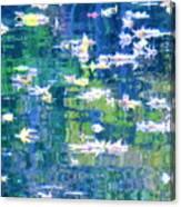 Joyful Sound Canvas Print