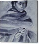 Juanita Canvas Print