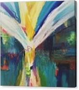 Jubilant Canvas Print
