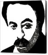 Jubran Khalil Jubran Canvas Print
