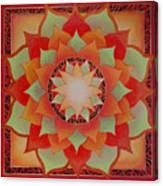 Juicy Lotus Canvas Print