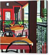 Julio's Canvas Print