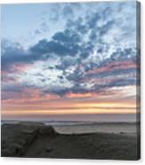 July 2015 Sunset Part 2 Canvas Print