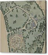 Jumel Estate Canvas Print