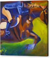 Jumper 2 Canvas Print
