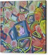 Junco Partner Canvas Print