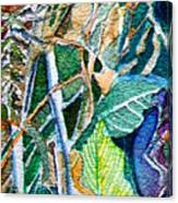 Jungle Heat Canvas Print