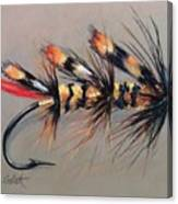 Jungle Hornet Canvas Print