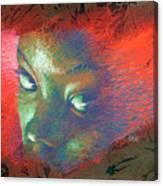 Junglevision Canvas Print