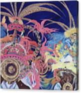 Junkanoo Canvas Print