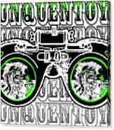 Junquentoys Goggle Fader Fashion Canvas Print