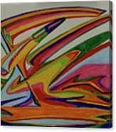 Jupiter Bio-weapon Canvas Print