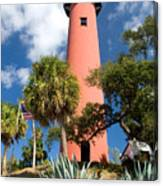 Jupiter Lighthouse II Canvas Print