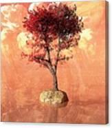 Jupiter Rising Canvas Print