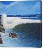 Juss Pass Hull Bay Canvas Print