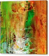 Just Being - Abstract Art Canvas Print