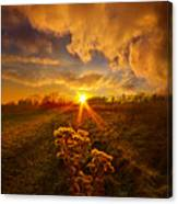Just You And I Canvas Print