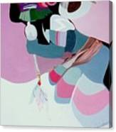 Kachina 6 Canvas Print