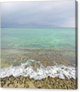 Kailua Storm Canvas Print