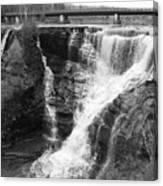 Kakabeka Falls Two Canvas Print
