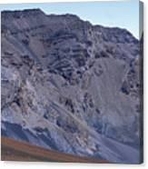 Kalahaku Pali And The Haleakala Crater Canvas Print