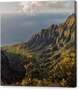 Kalalau Valley 3 Canvas Print