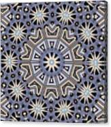 Kaleidoscope 104 Canvas Print