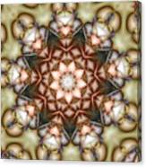 Kaleidoscope 108 Canvas Print