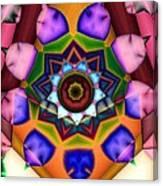 Kaleidoscope 120 Canvas Print