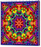 Kaleidoscope 2 Canvas Print