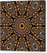 Kaleidoscope 25 Canvas Print