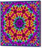 Kaleidoscope 4 Canvas Print
