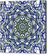 Kaleidoscope 706 Canvas Print