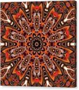 Kaleidoscope 85 Canvas Print