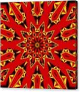 Kaleidoscope 89 Canvas Print