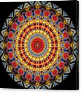 Kaleidoscope No.5 Canvas Print