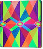 Kaleidoscope Wise Canvas Print
