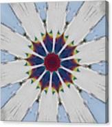 Kaleidoscopic 5 Canvas Print
